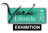 York Lifestyle Exhibition 2014 logo