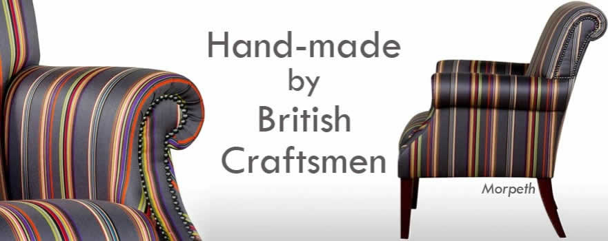 Bespoke hand-made Occasional Chairs